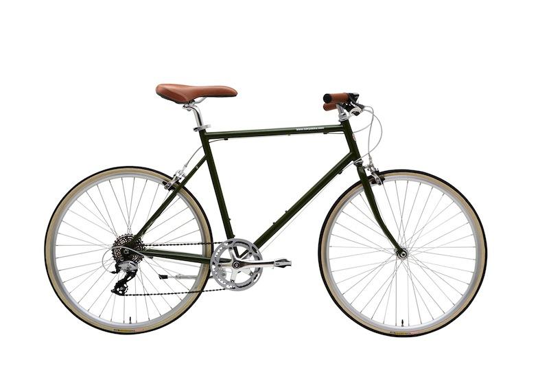 Tokyo bike-CS-moss green